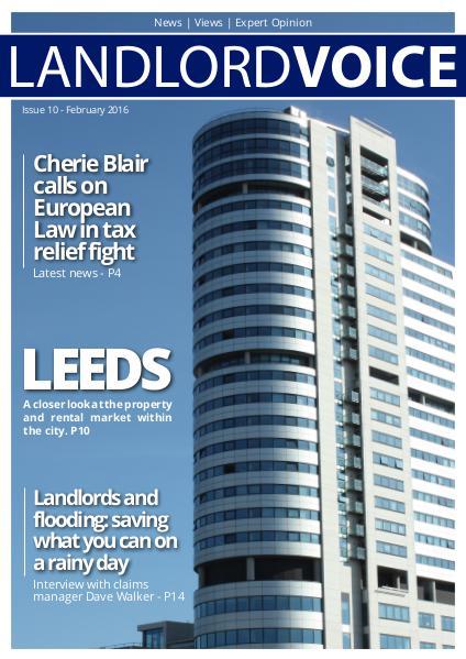 Landlord Voice Magazine February 2016 - Leeds