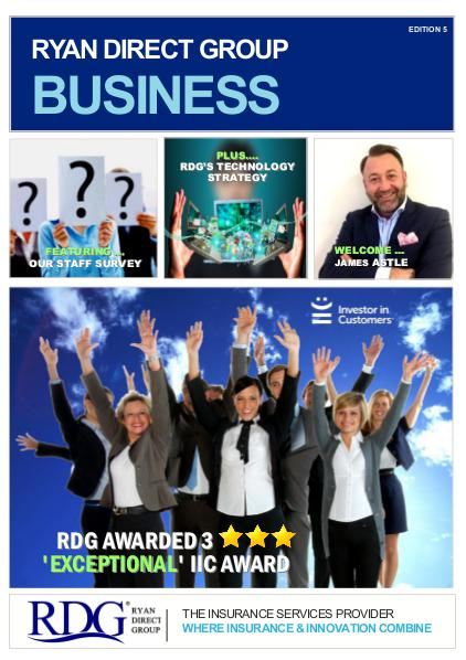 RDG Business Edition 5