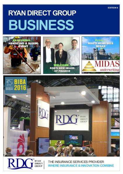 RDG Business Edition 6