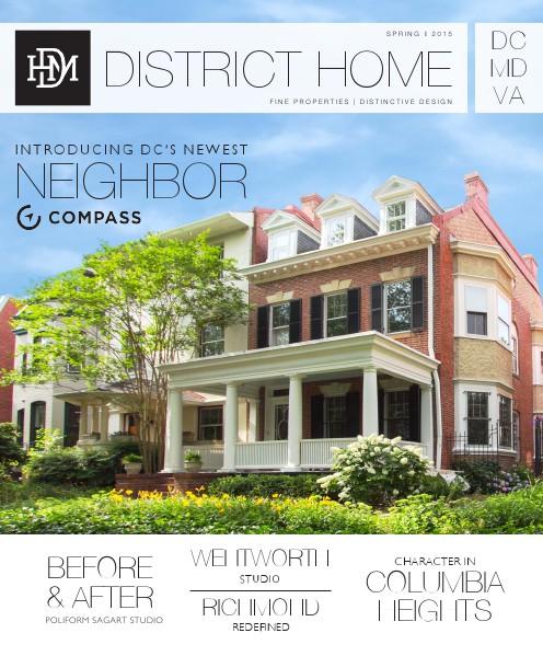 District Home Magazine Spring I - 3/15