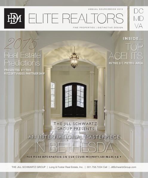District Home Magazine Elite Realtors Annual Sourcebook - 1/15