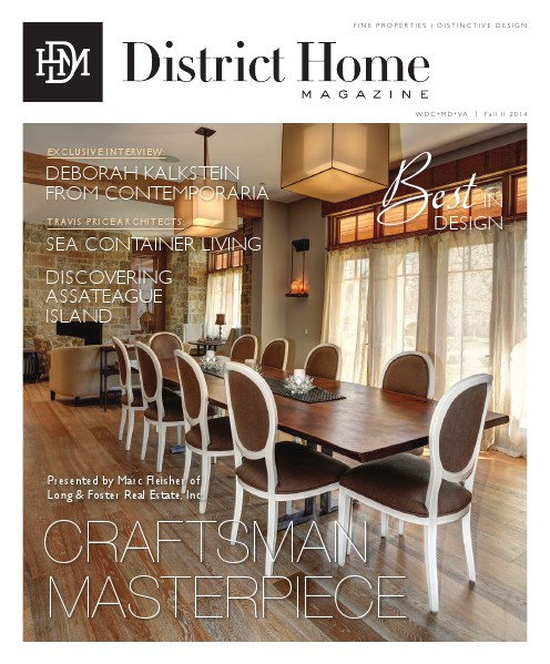 District Home Magazine Fall II October 2014