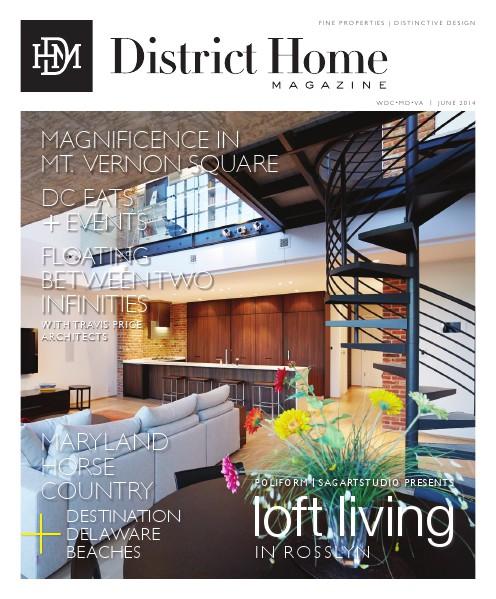 District Home Magazine June 2014