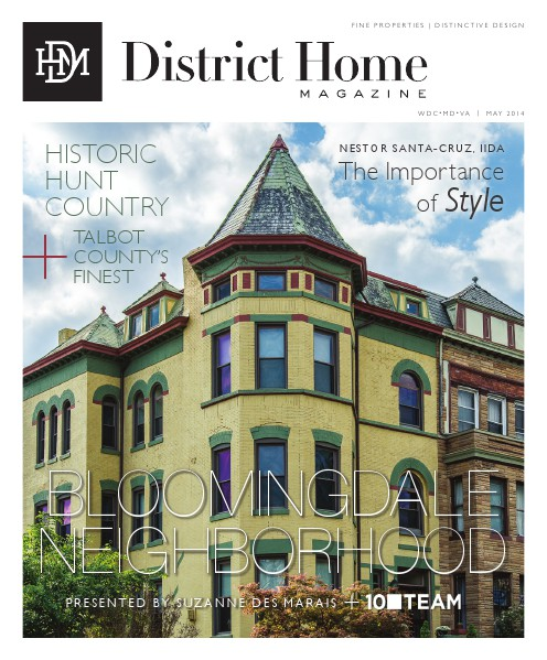 District Home Magazine May 2014