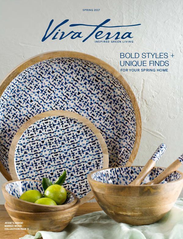 VivaTerra Catalog Spring 2017 Catalog Version 2