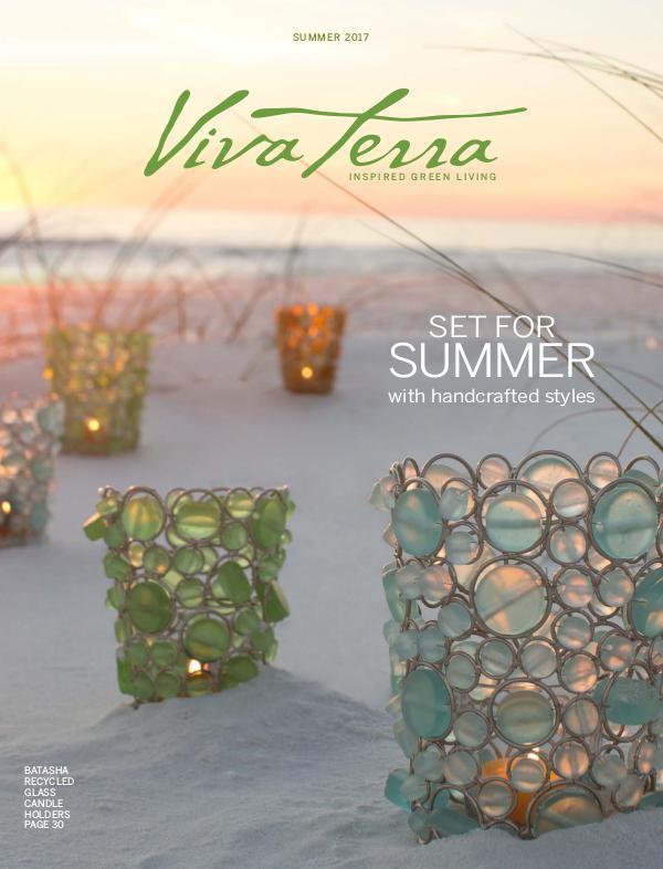 VivaTerra Catalog Summer 2017 Catalog