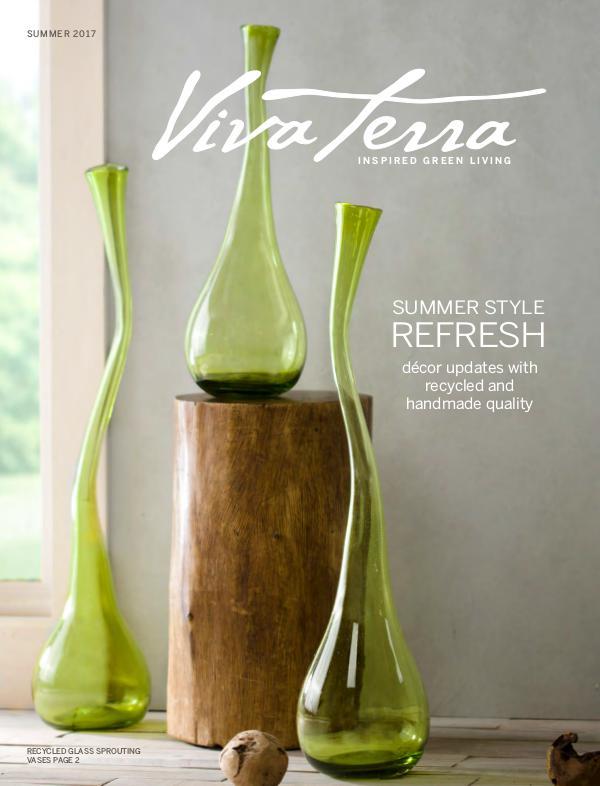 VivaTerra Summer 2017 Catalog
