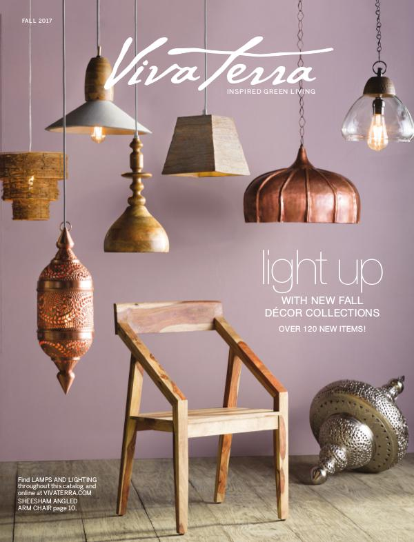 VivaTerra Catalog Fall 2017 Catalog
