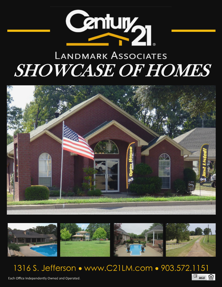 Showcase of Homes 10.13.16 Showcase of Homes C21LM
