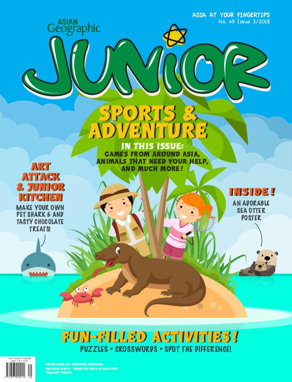 Asian Geographic Junior Issue 03/2018 No. 49