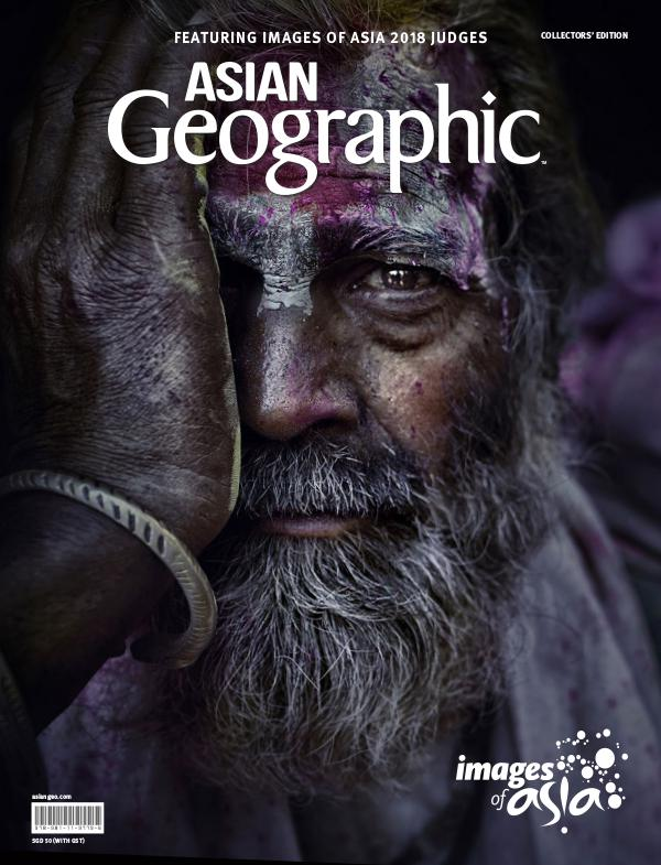 Asian Geographic Images of Asia