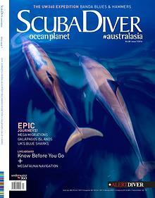 Scuba Diver Australasia Magazine + ALERTDIVER