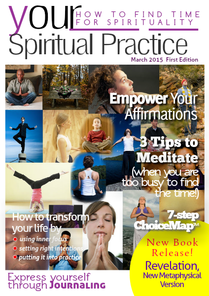 Your Spiritual Practice March 2015