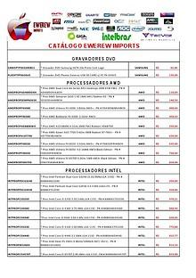 Catálogo Ewerew Imports