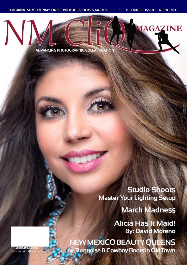 NM CliQ Magazine April 2015