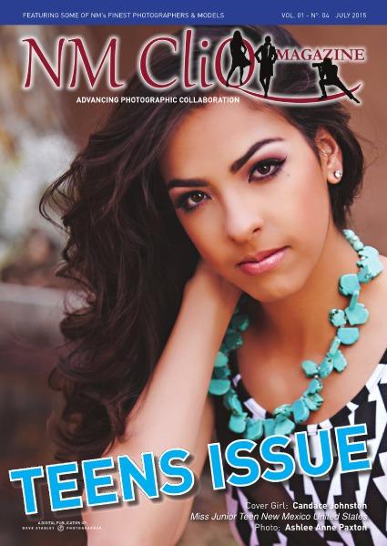 NM CliQ Magazine July 2015