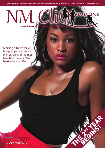 NM CliQ Magazine January 2016