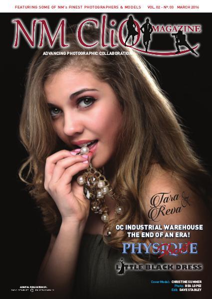 NM CliQ Magazine March 2016