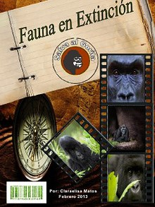 Fauna en Extinción. Salvemos al Gorila