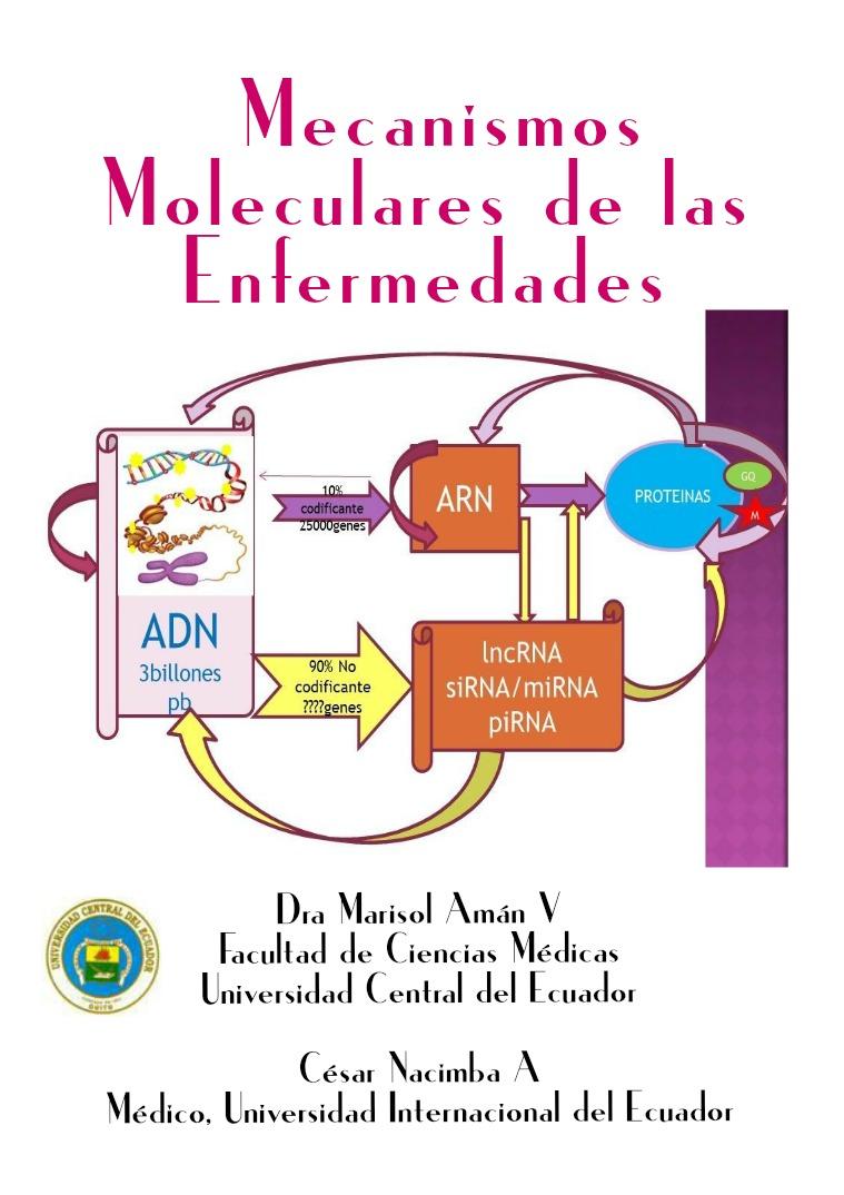 Mecanismos Moleculares de las Enfermedades 1ra ed