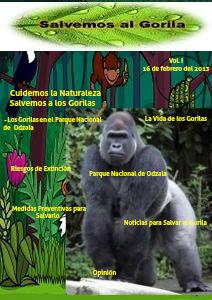 Gorilas en extinción I