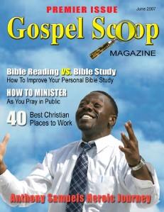 The Gospel Scoop March 2013