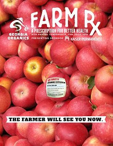 "Georgia Organics ""Farm Rx"" Conference Program"