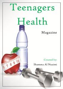 Teenagers Health  Feb.2013