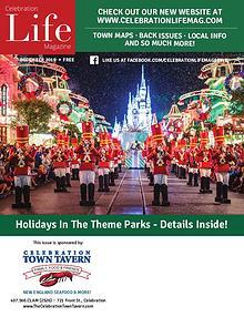 Celebration Life Magazine December 2019