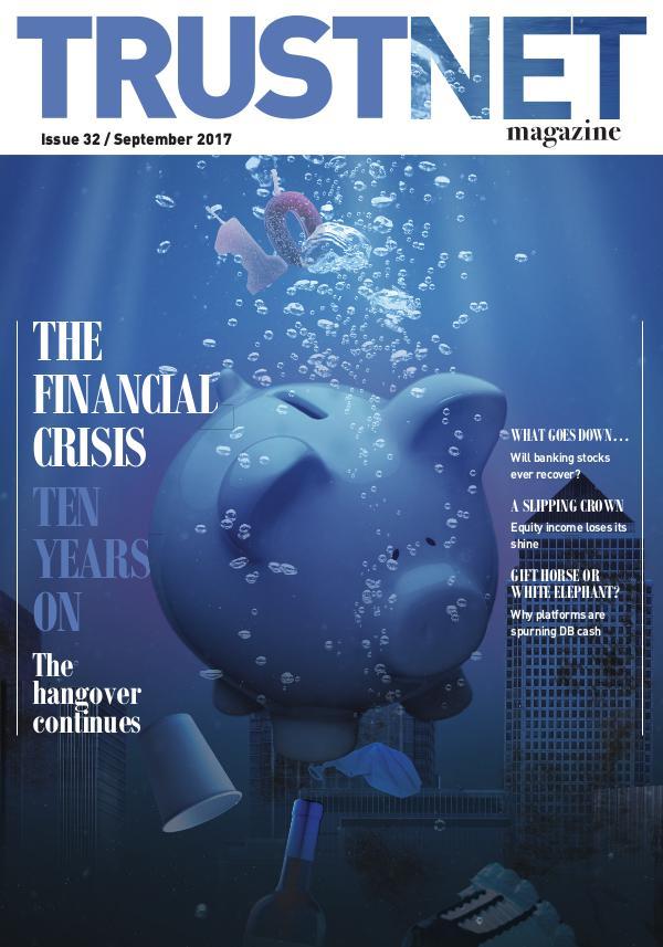 Trustnet Magazine Issue 32 September 2017