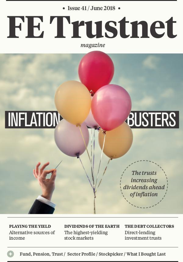 Trustnet Magazine Issue 41 JUNE 2018