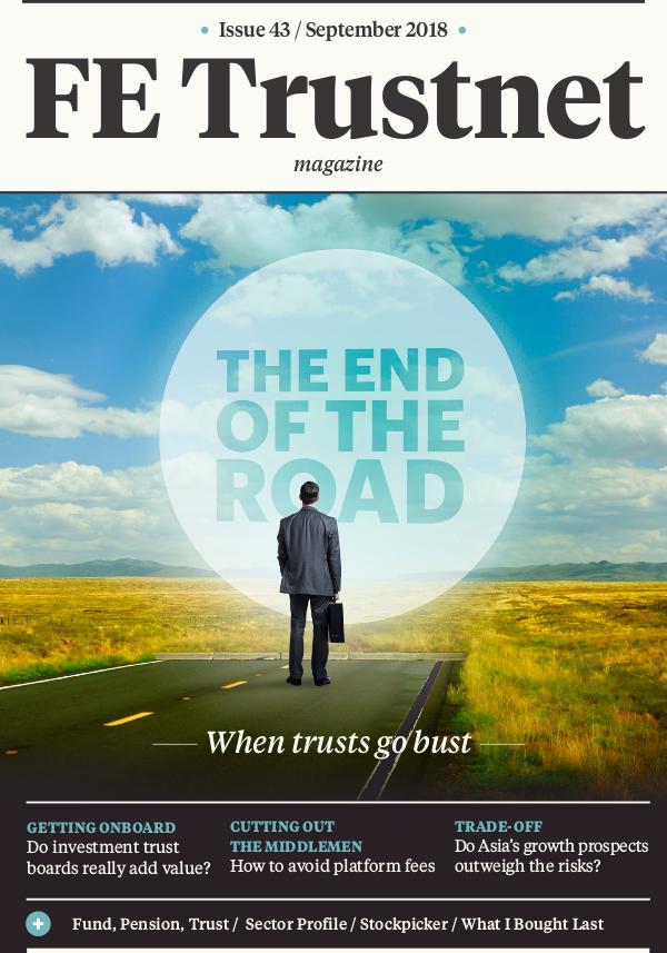 Trustnet Magazine Issue 43 September 2018
