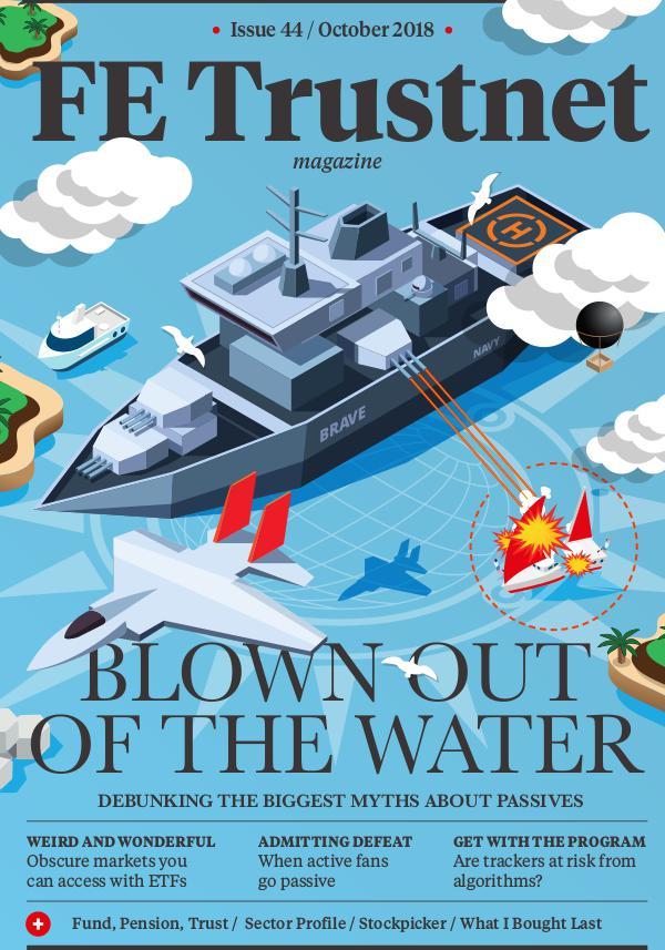 Trustnet Magazine Issue 44 October 2018