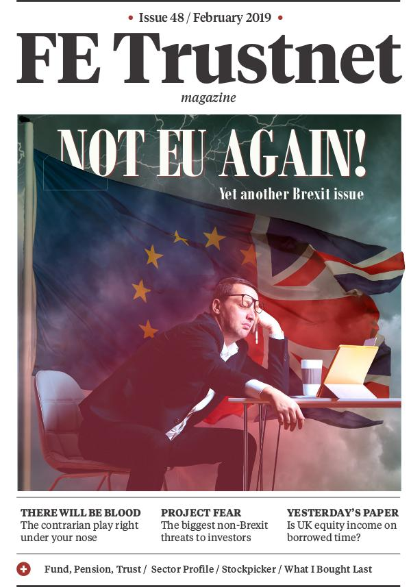 Trustnet Magazine Issue 48 FEBRUARY 2019