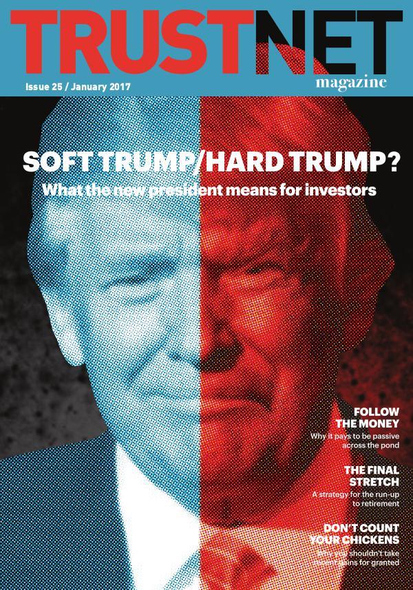 Trustnet Magazine Issue 25 January 2017
