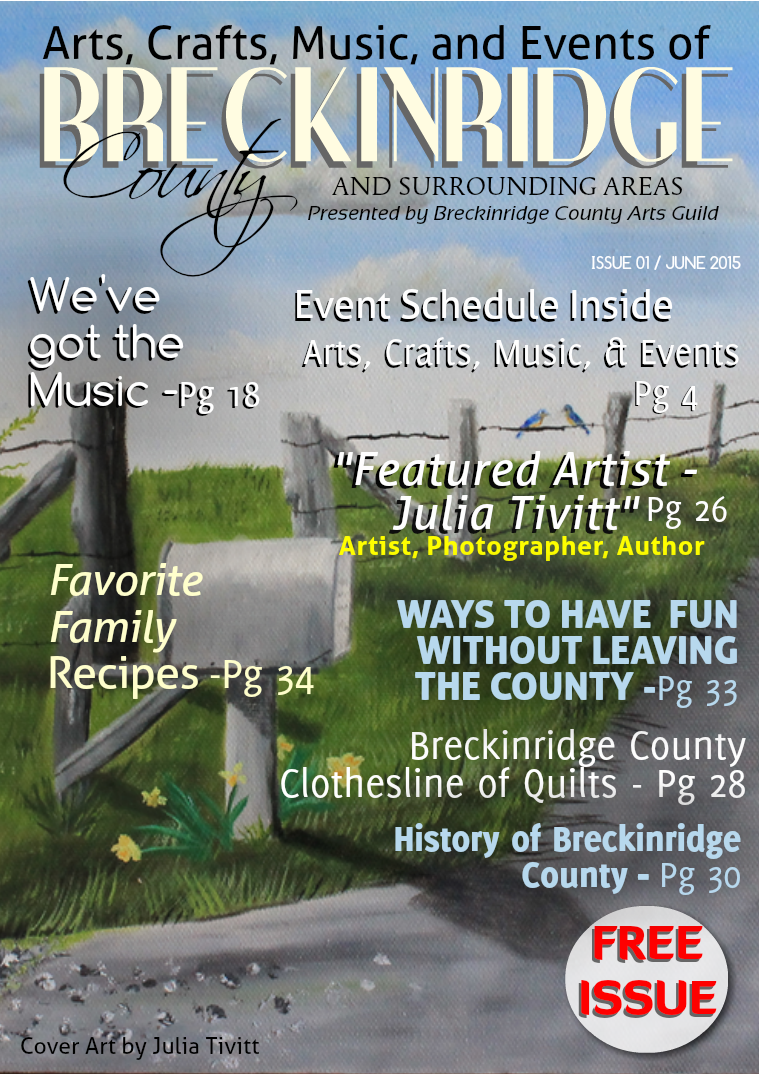 Issue 1, June 2015