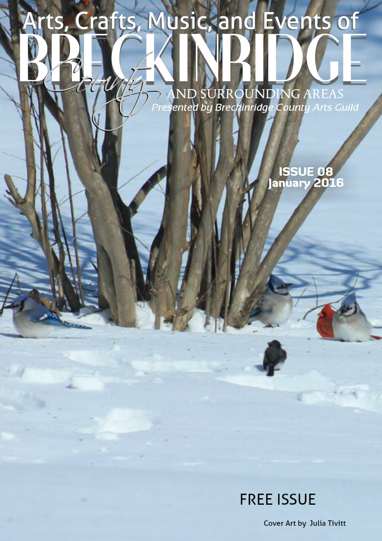 Issue 8,  January 2016