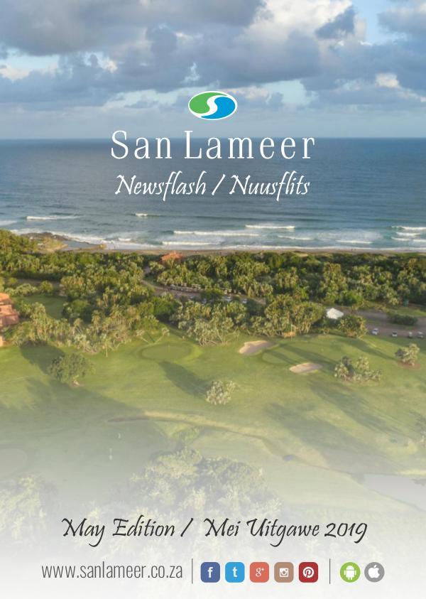 San Lameer Newsflash/Nuusflits May 2019