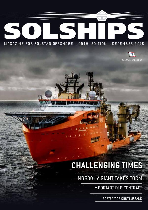 Solships Christmas edition 2015