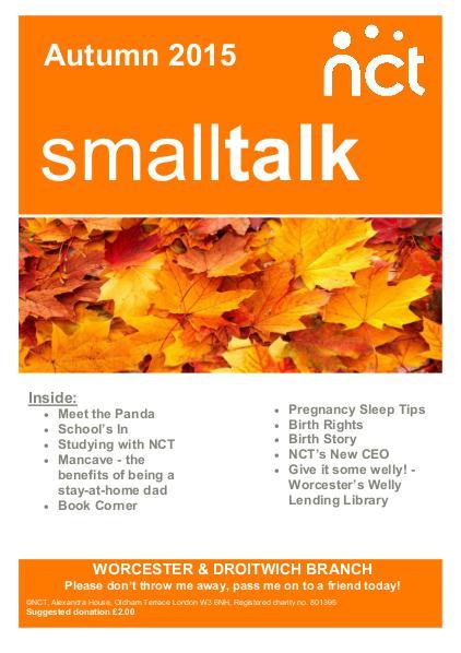 Smalltalk Autumn 2015