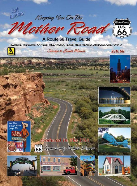 Keeping you on the Mother Road 3rd Edition