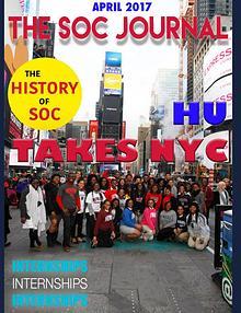SOC-NYC 2017 TRIP
