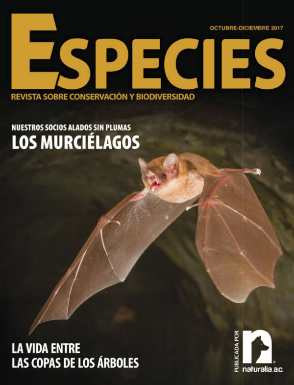 Revista Especies 3-17 oct-dic 3-17