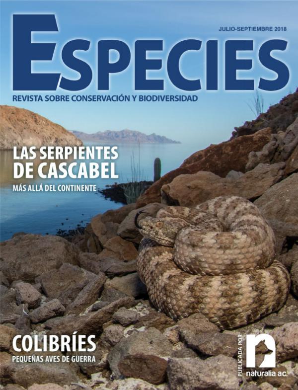 Revista Especies 2-18 jul-sep 2-18