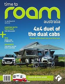 Time to Roam Australia
