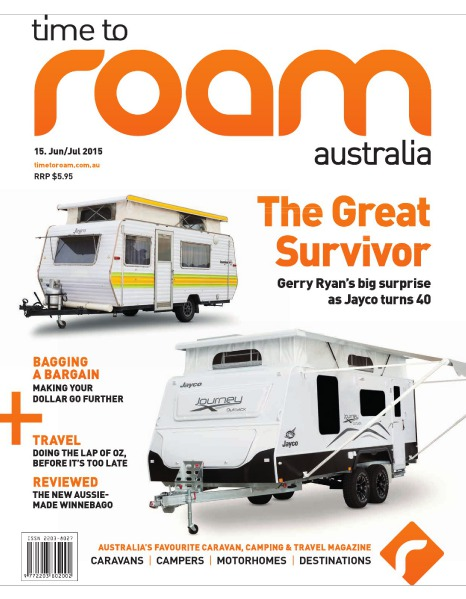 Issue 15 - June/July 2015