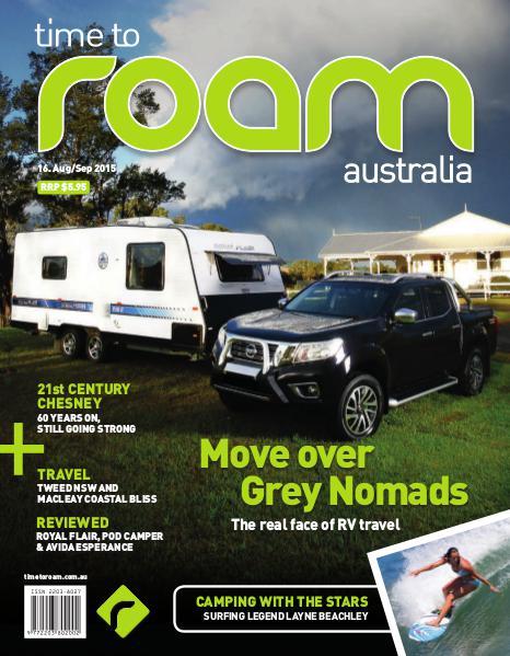 Issue 16 - August/September 2015