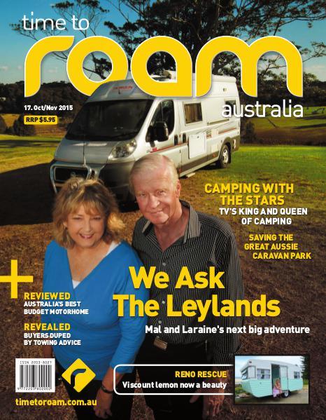 Issue 17 - October/November 2015