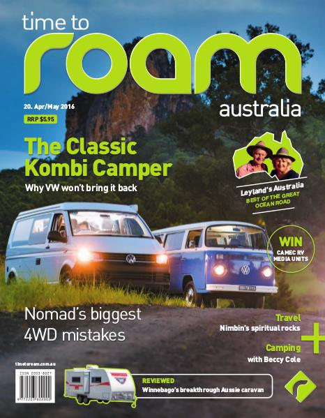 Issue 20 - April/May 2016