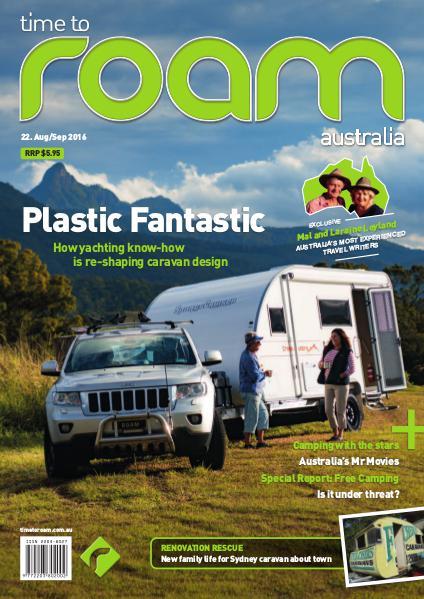 Issue 22 - August/September 2016
